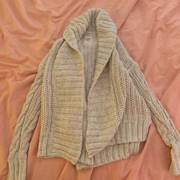 Abercrombie & Fitch Sweaters - Heavy cardigan from abercrombie